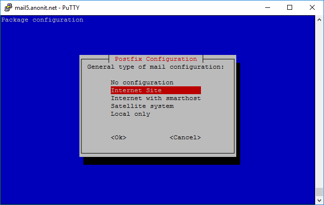Setting up a pop3s mail server at Server Mule | Anonit